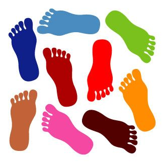 Feet clipart. Best images on
