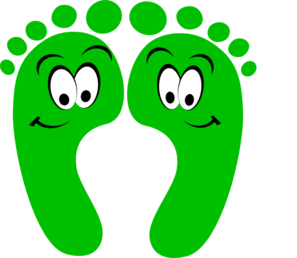 Feet clipart. Free foot cliparts download