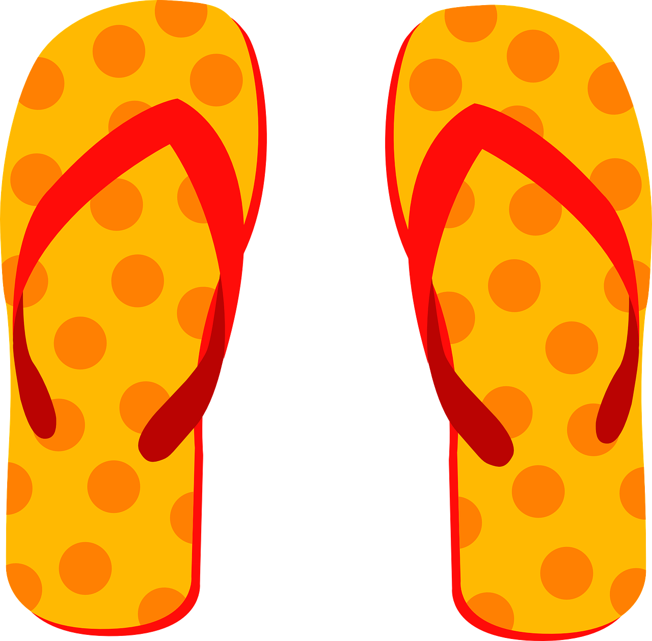 Feet clipart beach. Vacation flip flops slippers