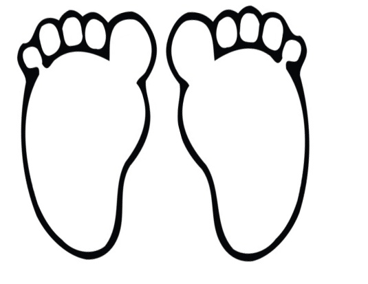 Feet clipart giant foot. Fairy tales kindergarten nana