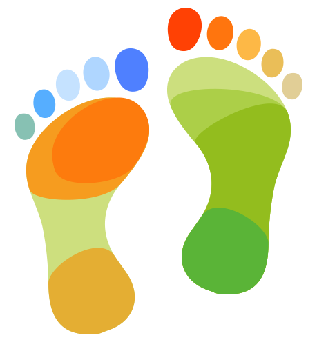 Feet clipart happy foot. Care an important factor
