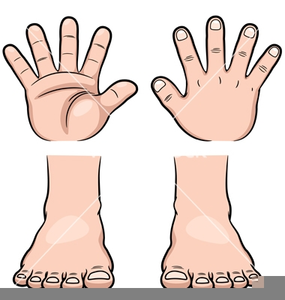 Feet clipart nice hand. Keep your hands and