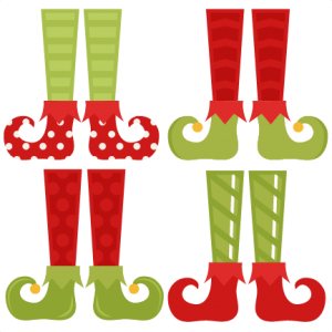 Feet clipart red. Free elf cliparts download