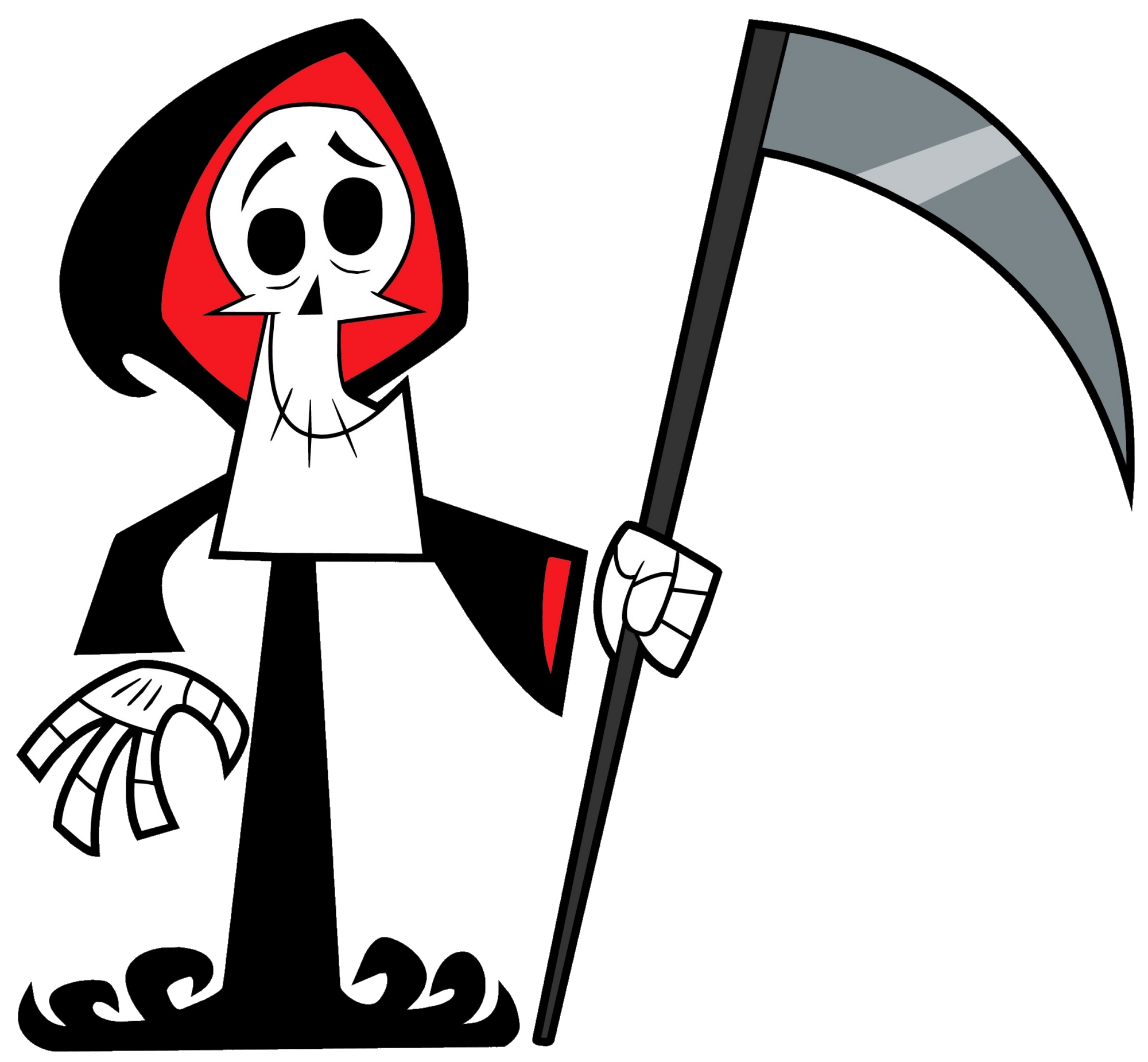 Female clipart grim reaper. Toon frames illustrations hd