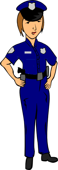 Police clipart. Free female cliparts download