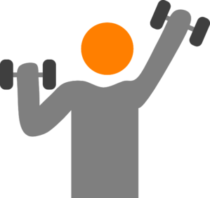 Strength clipart weight lifting. Free download best on
