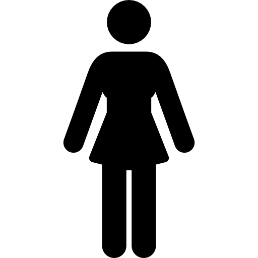 Female icon png. Svg