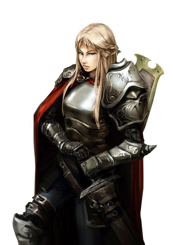 Female knight png. Image zps a mge