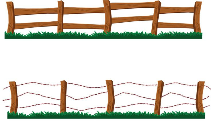 Fence clipart barn fence. Best farm ideas