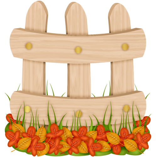 Fence clipart hay. Fences sd and
