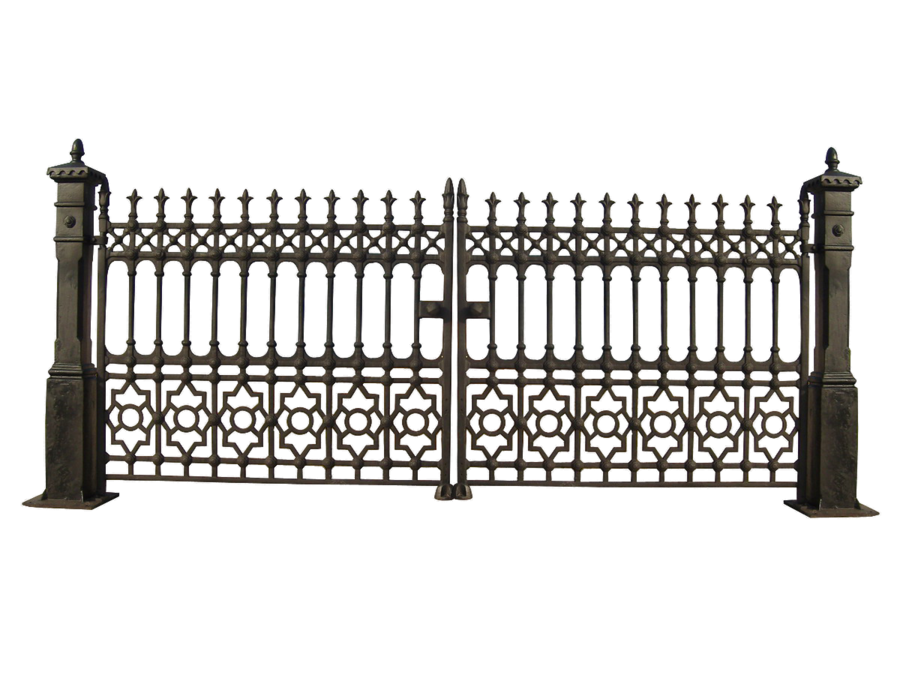 png gate