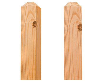 Wood post png. Fence panels boards culpeper