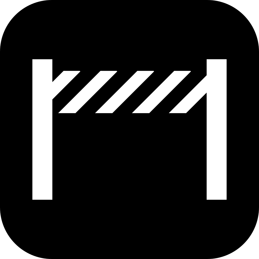 Fence svg security. For transit png icon