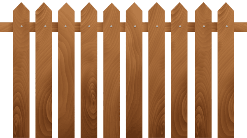 Fencing clipart fench. Download wooden fence transparent