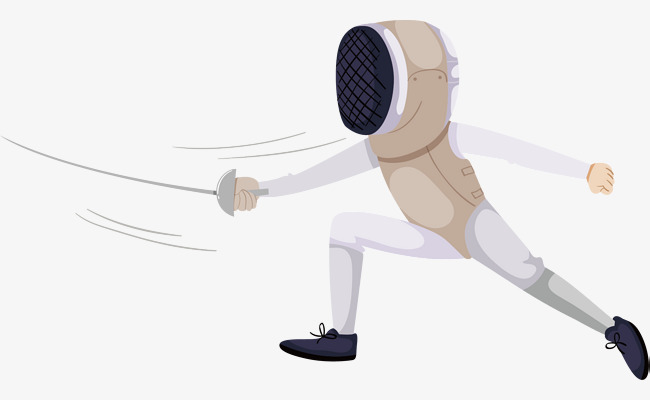 Fencing clipart practice. Character introduction png and