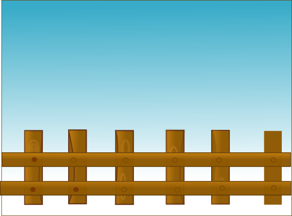 Fencing clipart practice. Clip art library fence