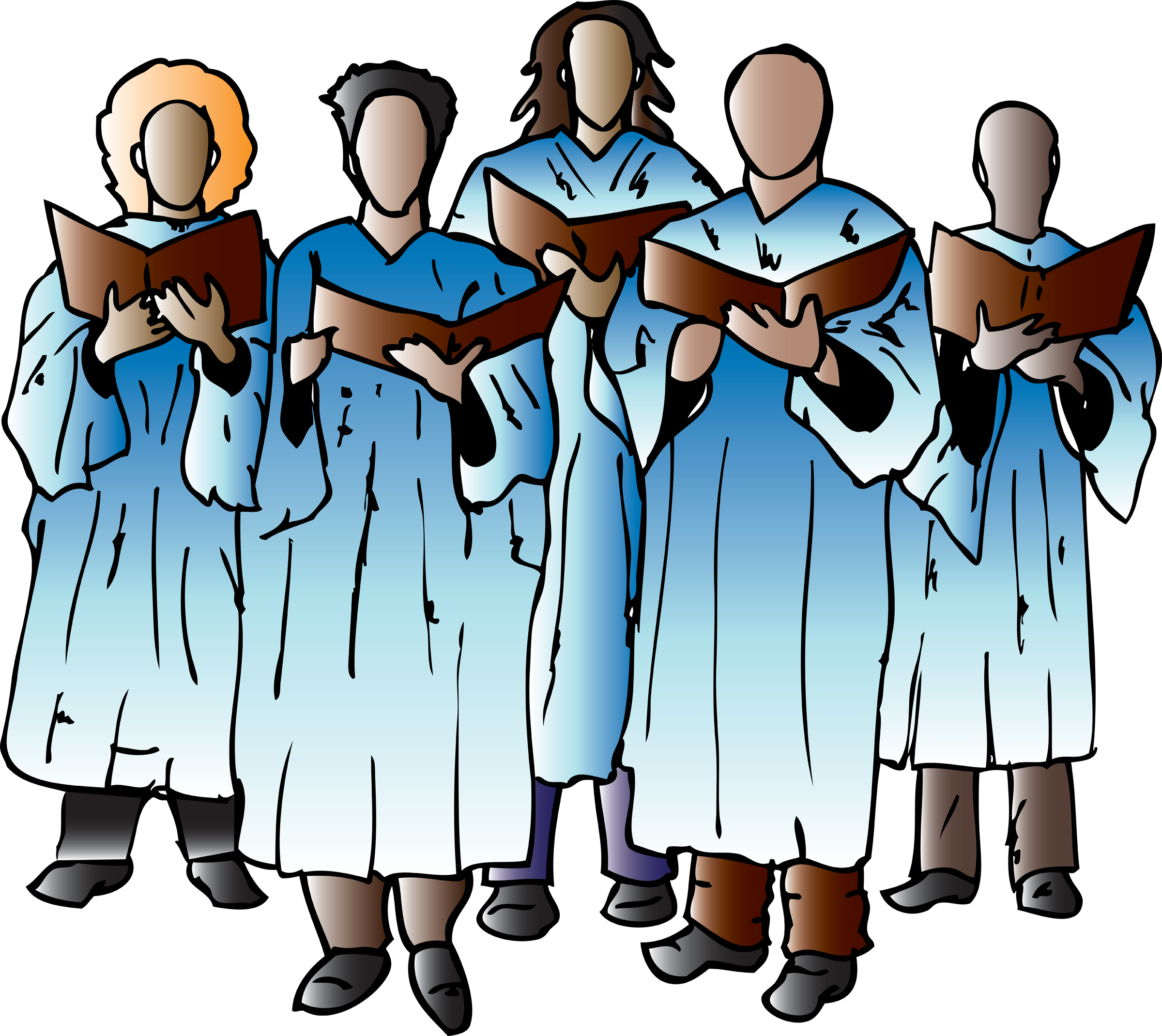 Male clipart male choir. Free practice cliparts download