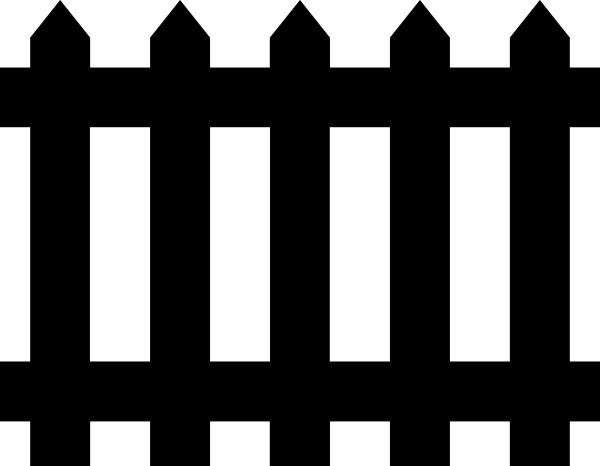 fence svg printable