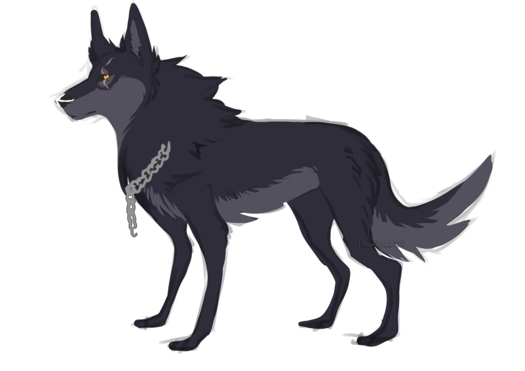 Fenrir drawing bear. Concept by theroompet on
