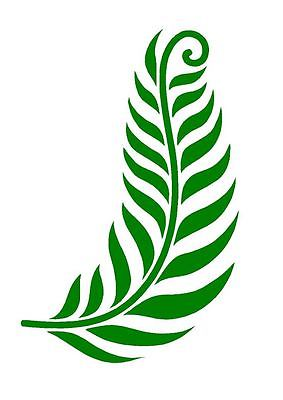 Fern clipart stencil. Horse stencils collection on