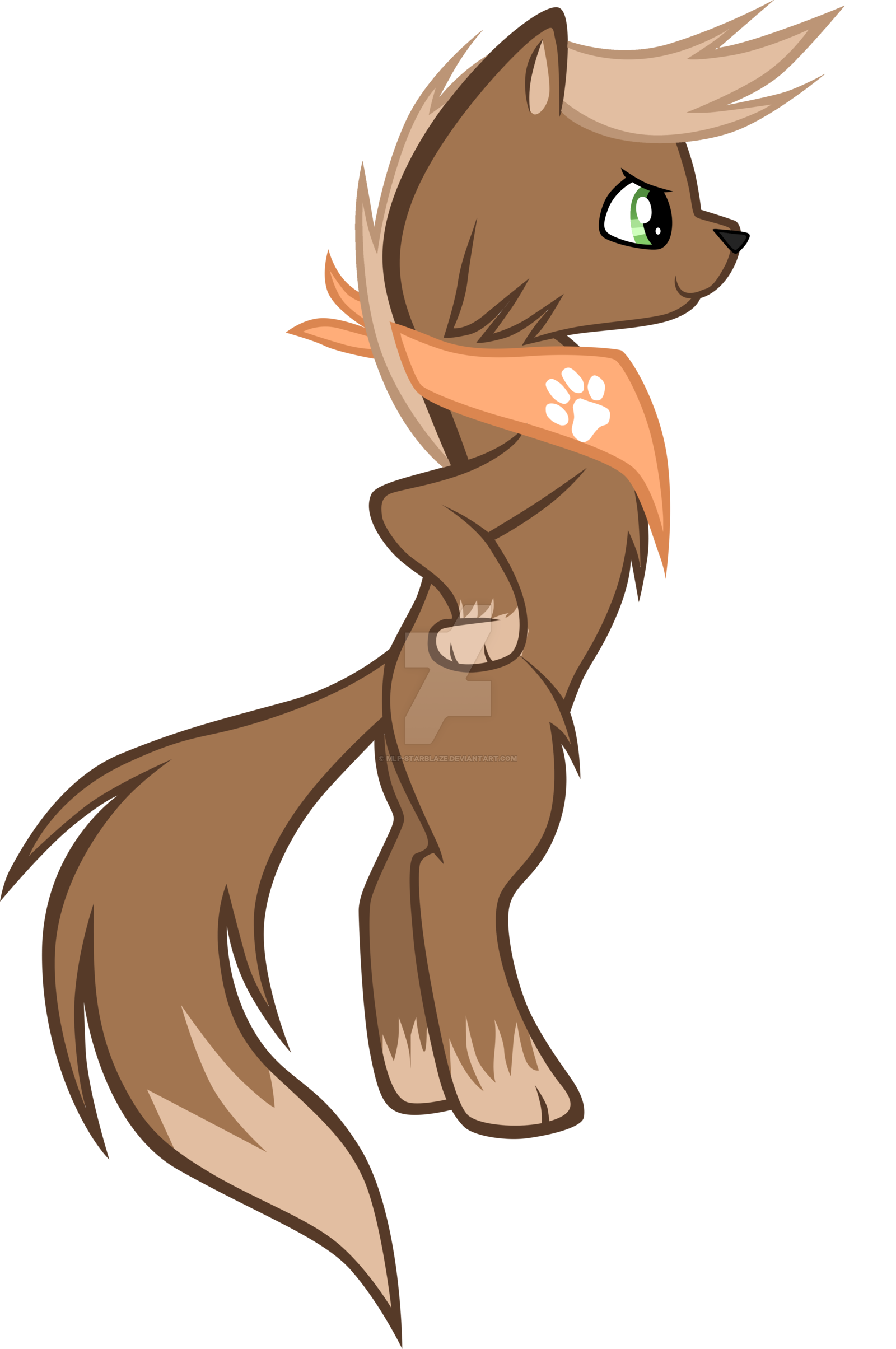 Ferret vector mlp dog. Oscar lyra stormflight s