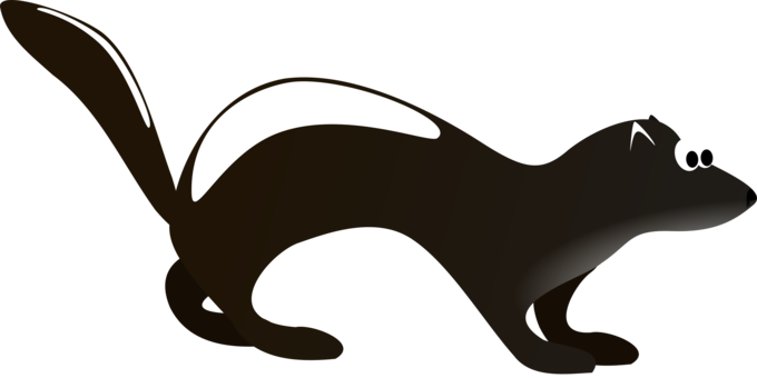 Mink drawing american marten. Computer icons download carnivores