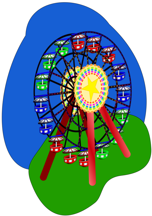Ferris clipart. Wheel download document free