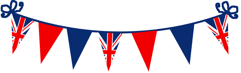 Festival clipart colourful bunting. Free cliparts download clip