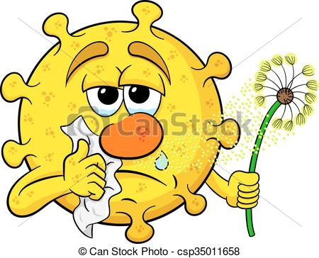 Fever clipart. Vector illustration of a svg transparent library