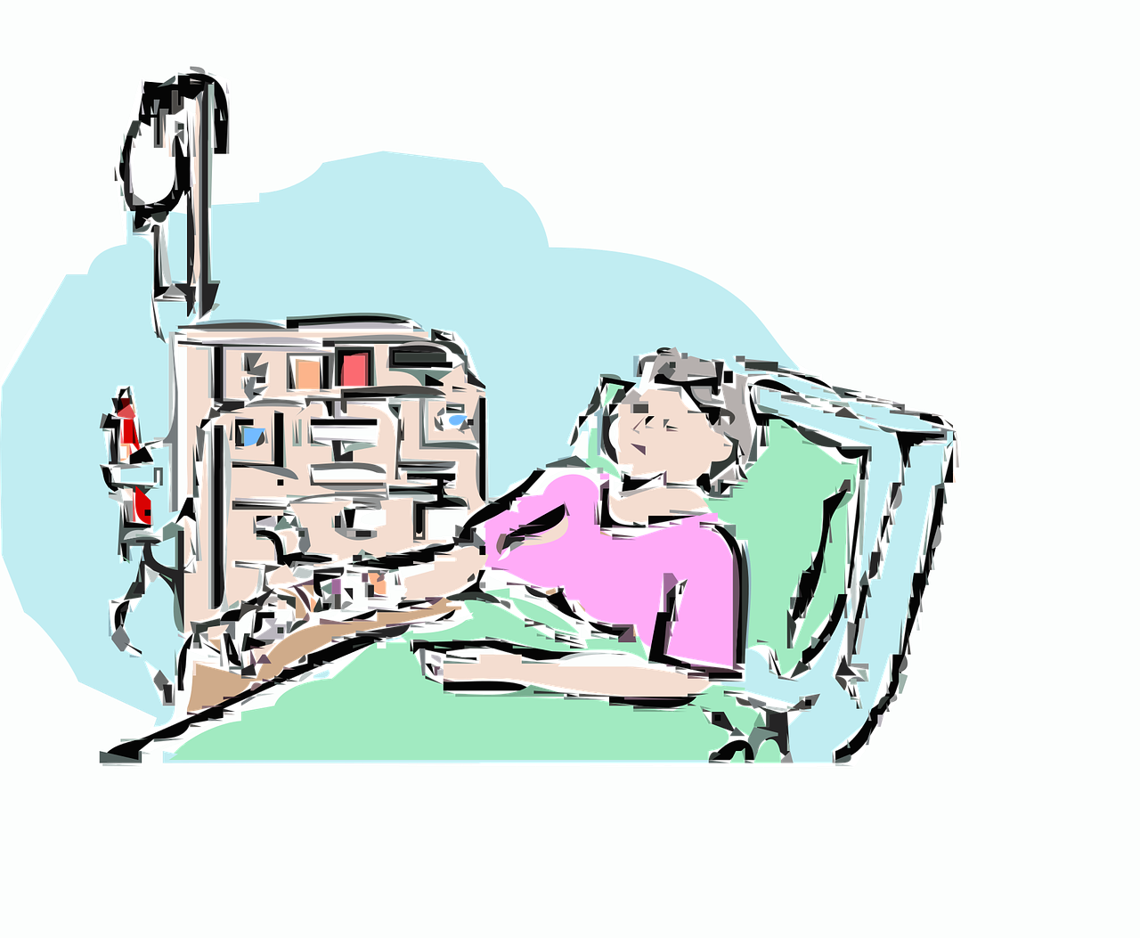Fever clipart pneumonia patient. Intriguing medical cases