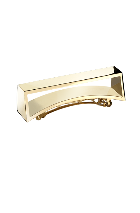 Ficarre clip small. Jewelry beautybar geometric gold