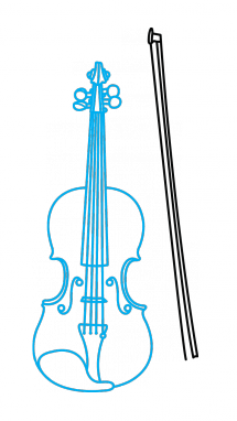 How to draw a. Drawing guitar violin image transparent