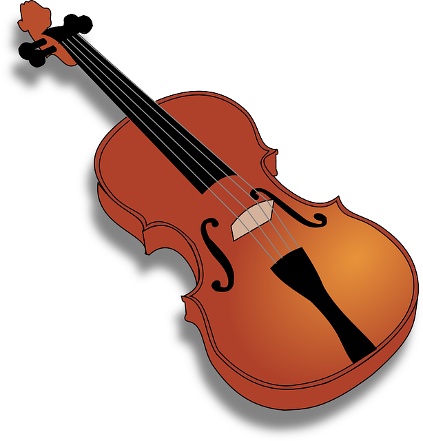 Fiddle drawing broken. Collection of a