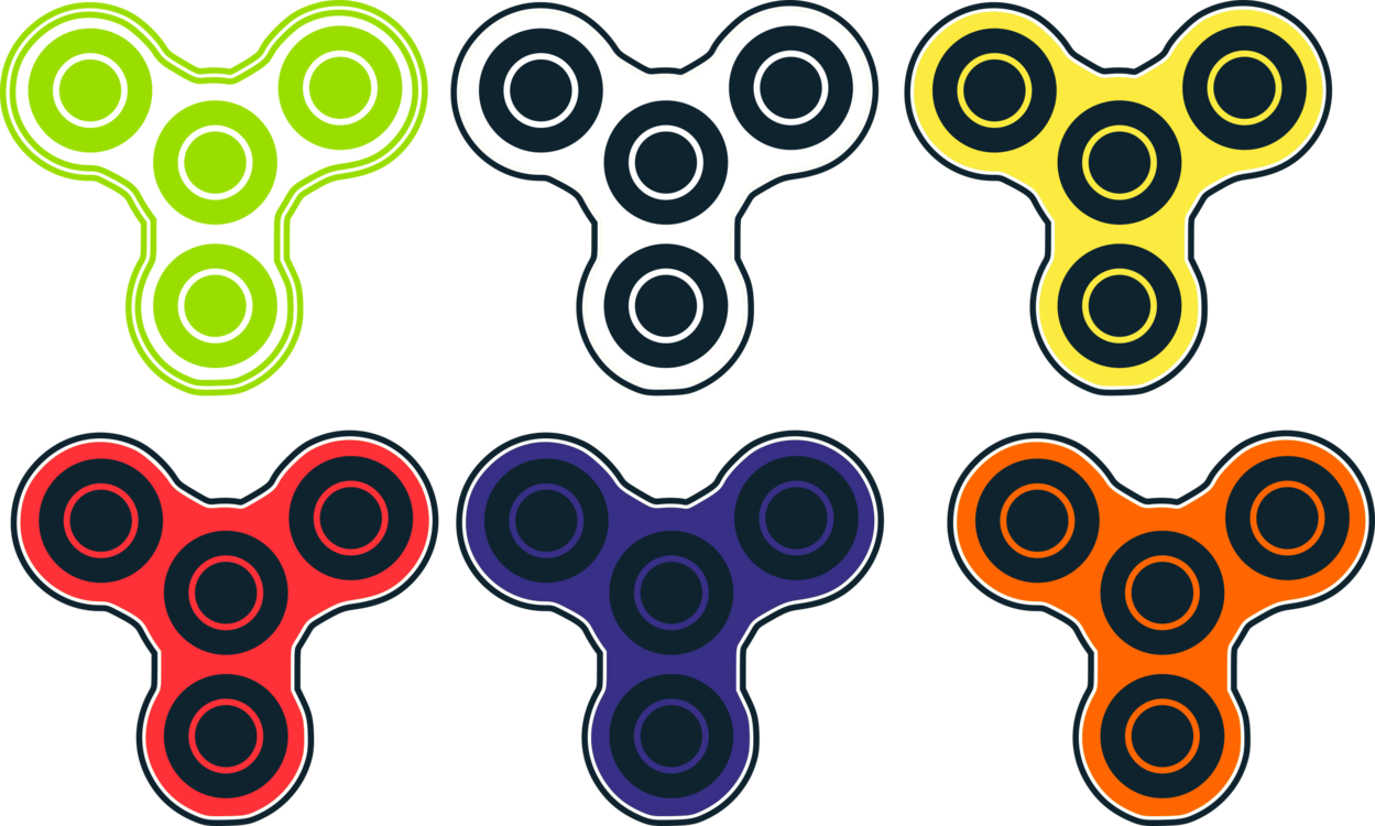 Fidget spinner clipart vector. Computer icons diagram cube