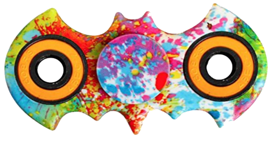 Download free png batman. Fidget spinner clipart picture library