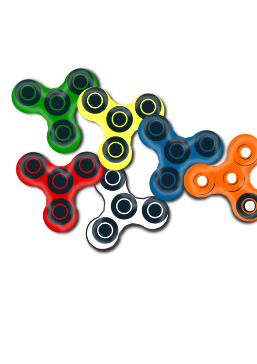 Fidget spinner clipart vector. Fidgeting computer icons psychological