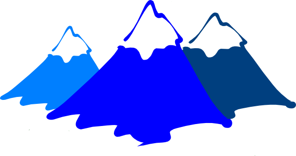 High clipart mountain slope. Free mountains download clip