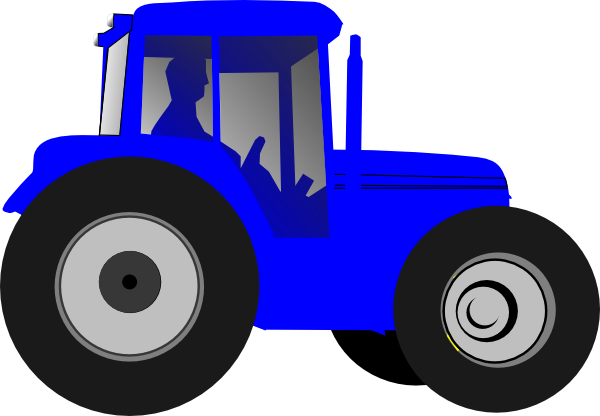 Field clipart tractor. Free tractors cliparts download