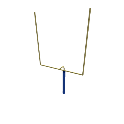 Field goal post png. Roblox