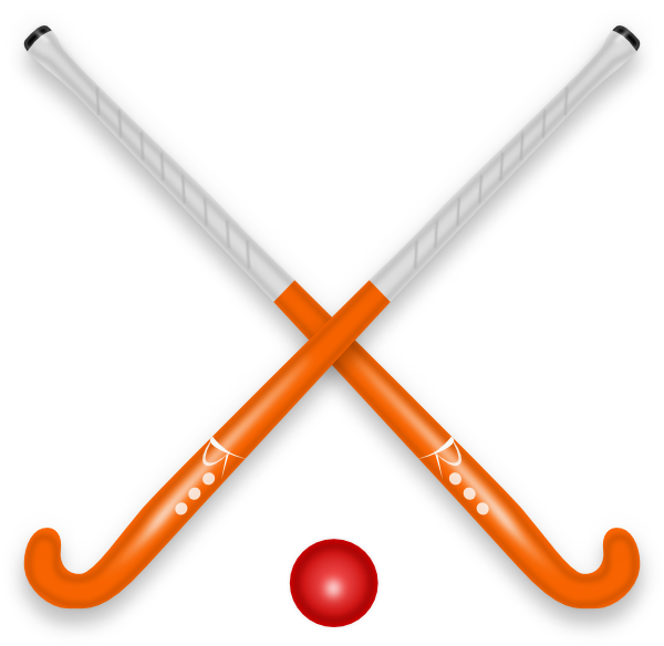 Field hockey stick clipart filled in png. Ball clip art at