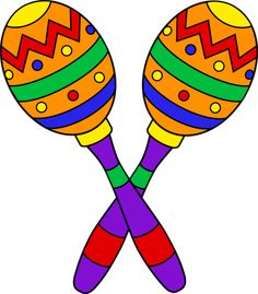 Fiesta clipart colorful. Mexican sombrero hat free