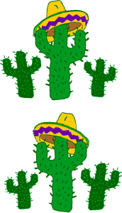 Fiesta clipart fiesta hat. Free borders cliparts download