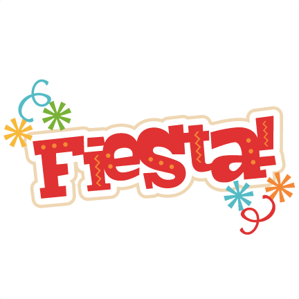 Fiesta clipart happy. For the love of