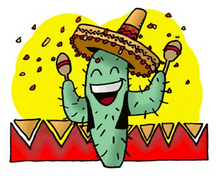Fiesta clipart happy. Best cinco de