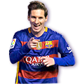 Fifa 16 messi png. Lionel rated futwiz