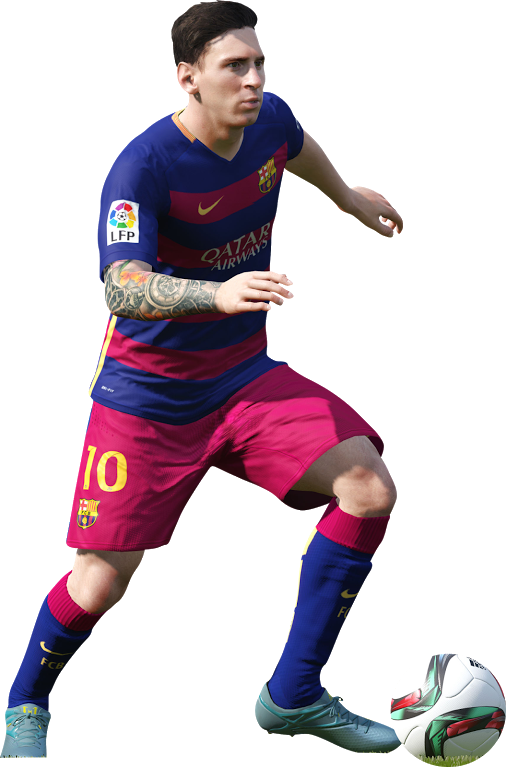 Fifa 16 messi png. Lionel by jrrenders on