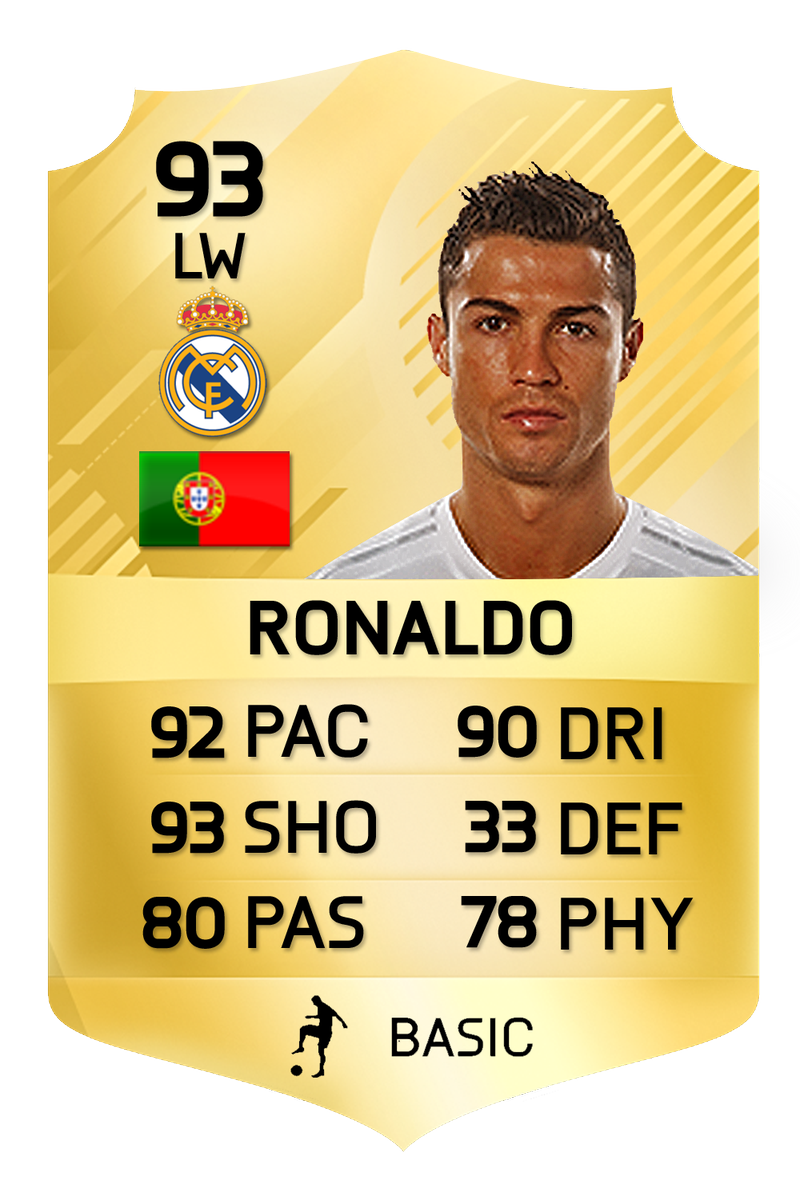 fifa 17 png cards