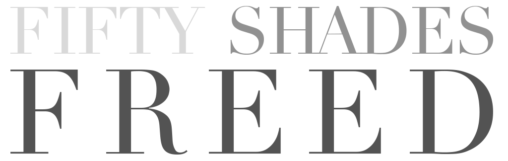 Romantic clip fifty shades grey. Franchise official site