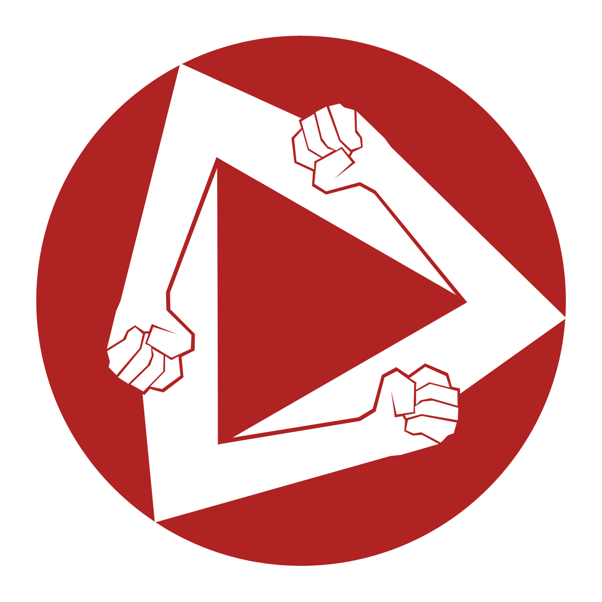 Fight arms png. Rep logo