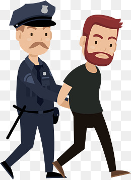 Fight clipart criminal. Png vectors psd and